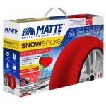 Αντιολισθητική χιονοκουβέρτα MATTE Snow Socks Active Series