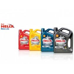 Λιπαντικά Αυτοκινήτου HELIX 5W/30 4 λίτρα ULTRA