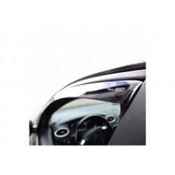HONDA CIVIC 5D 2012+ / CIVIC TOURER 5D 2014+ ΖΕΥΓΑΡΙ ΑΝΕΜΟΘΡΑΥΣΤΕΣ ΑΠΟ ΕΥΚΑΜΠΤΟ ΦΙΜΕ ΠΛΑΣΤΙΚΟ HEKO - 2 ΤΕΜ.