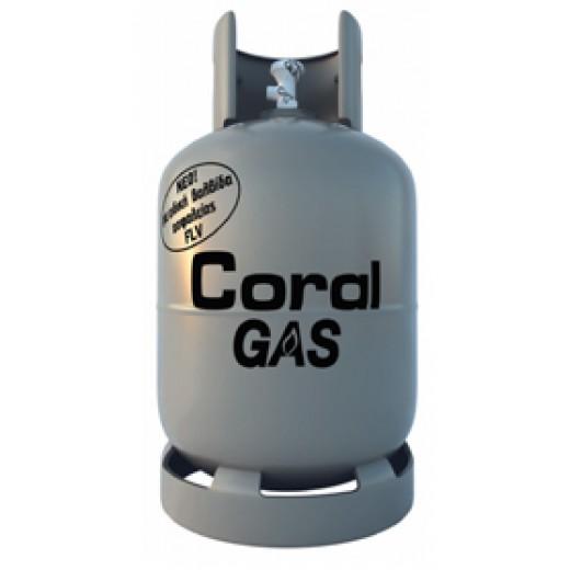 ΦΙΑΛΗ ΥΓΡΑΕΡΙΟΥ Coral Gas 25 KG