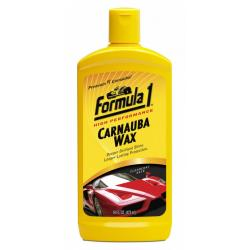 FORMULA 1 ΥΓΡΟ ΚΕΡΙ CARNAUBA LIQUID WAX - 473ML
