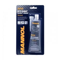 MANNOL 9912 RTV Μαύρο στεγνωτικό σιλικόνης