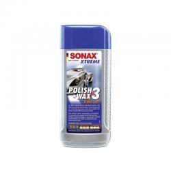 Sonax Xtreme Γυαλιστικό με κερί 3 Hybrid 250ml