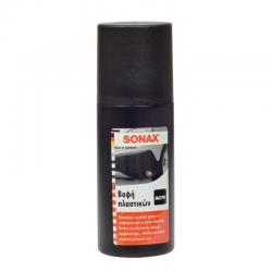 Sonax Βαφή πλαστικών μαύρη 100ml