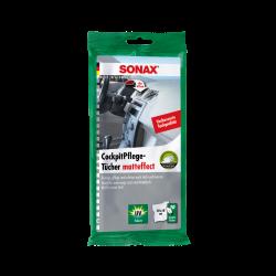 Sonax Mαντιλάκια περιποίησης πλαστικών ματ 10 τεμ.