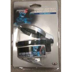 Φωτιζόμενο Τασάκι με blue led